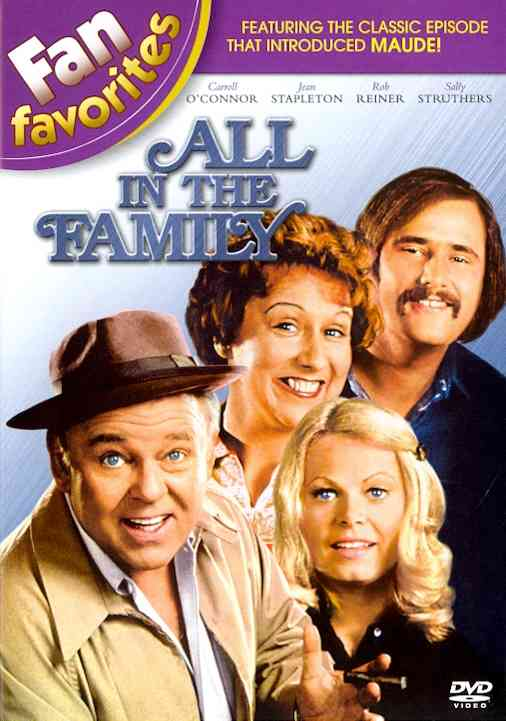 ALL IN THE FAMILY:FAN FAVORITES BY ALL IN THE FAMILY (DVD)