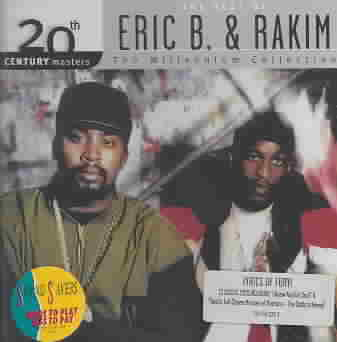 20TH CENTURY MASTERS:MILLENNIUM COLLE BY ERIC B. & RAKIM (CD)
