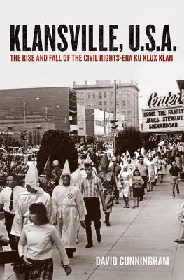 Klansville, U.s.a By Cunningham, David